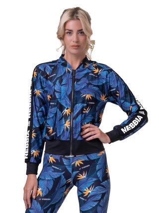 Ocean Power dámská sportovní bunda 562 Nebbia - ocean blue