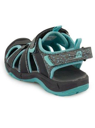 Dětská obuv městská ALPINE PRO JONO šedá