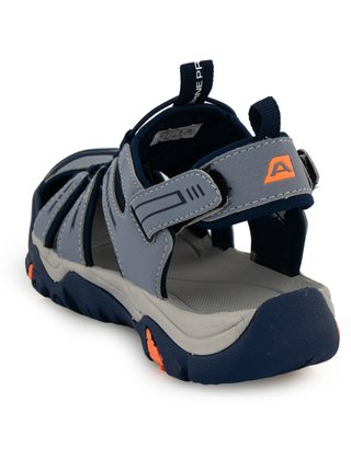 Dětské obuv letní ALPINE PRO LIONO modrá