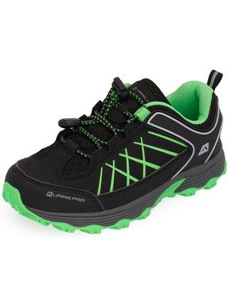 Dětský obuv outdoor ALPINE PRO Nao černá