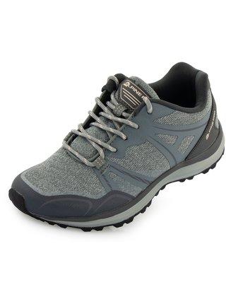 Dámský obuv outdoor ALPINE PRO SVATA šedá