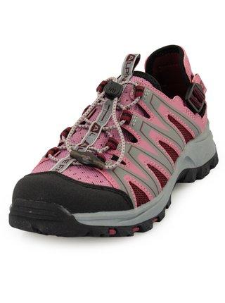 Dámské obuv letní ALPINE PRO DONIA růžová