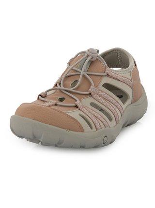 Dámské obuv letní ALPINE PRO RIANA šedá