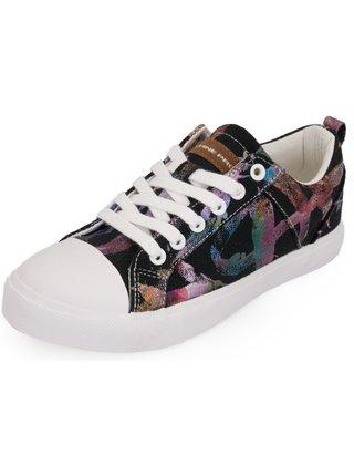Dámská obuv městská ALPINE PRO Noraja černá