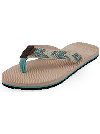 Dámské obuv letní ALPINE PRO Anara béžová