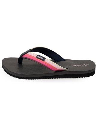 Dámské obuv letní ALPINE PRO Malia černá