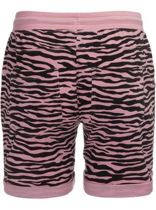 Dámské kalhoty ALPINE PRO LONIA růžová