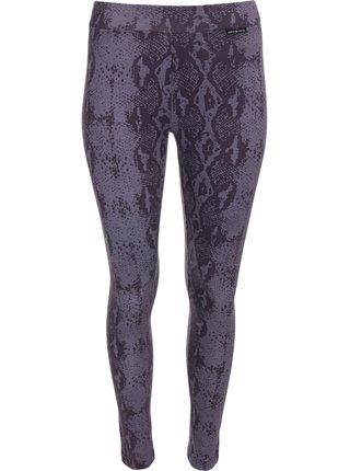Dámské kalhoty ALPINE PRO CAWRA fialová