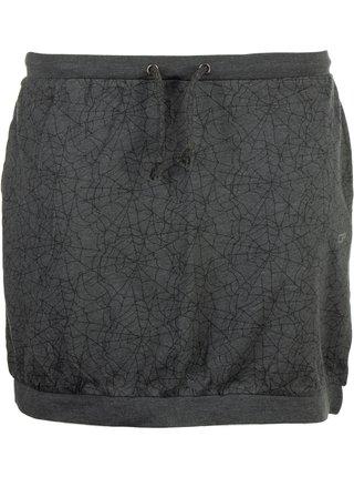 Dámská sukně ALPINE PRO BORIA šedá