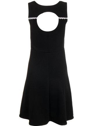 Dámská šaty, sukně ALPINE PRO MOPRA černá