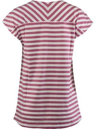 Dámské triko ALPINE PRO LANDERSA růžová