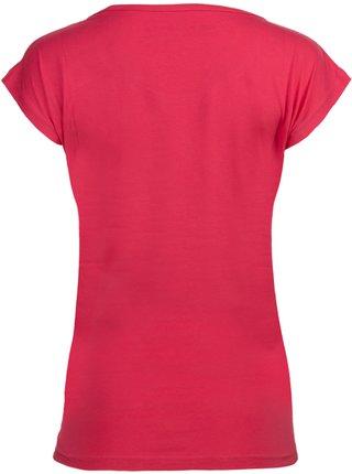 Dámské triko ALPINE PRO LAKYLA růžová