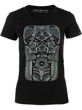 Dámské triko ALPINE PRO STARKA černá