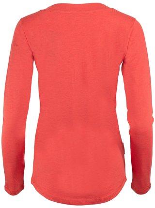 Dámské triko ALPINE PRO CLAUDA oranžová