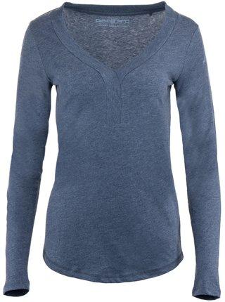 Dámské triko ALPINE PRO CLAUDA modrá