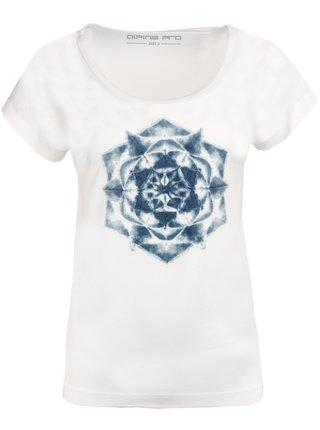 Dámské triko ALPINE PRO CLETA bílá