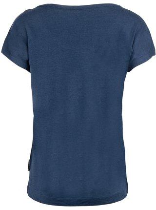 Dámské triko ALPINE PRO CLETA modrá