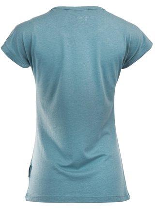 Dámské triko ALPINE PRO DAFKA šedá