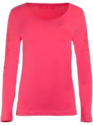 Dámské triko ALPINE PRO DIDAKA růžová
