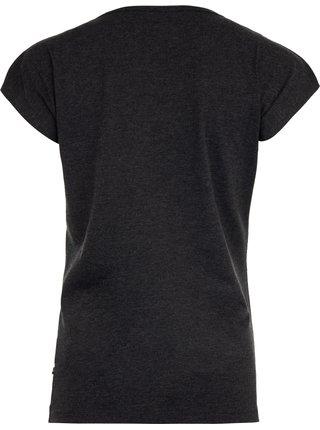 Dámské triko ALPINE PRO POSKA černá