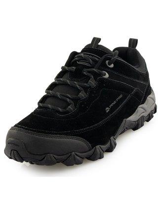 Pánská městská obuv ALPINE PRO BARAT černá