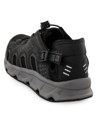 Pánské obuv letní ALPINE PRO DENUP černá