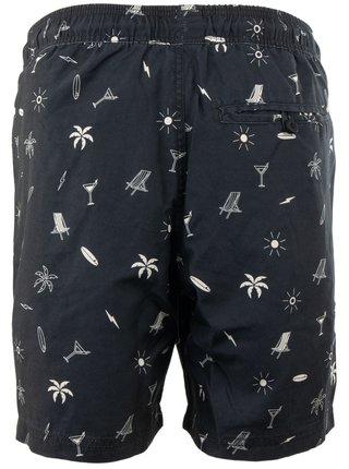 Pánské kalhoty ALPINE PRO HERM černá