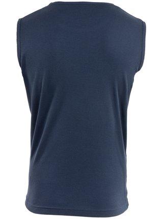 Pánské triko ALPINE PRO NENN modrá