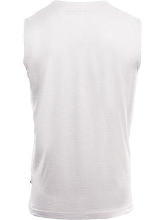 Pánské triko ALPINE PRO ARKEL bílá