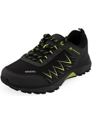 Unisex obuv outdoor ALPINE PRO Avery žlutá