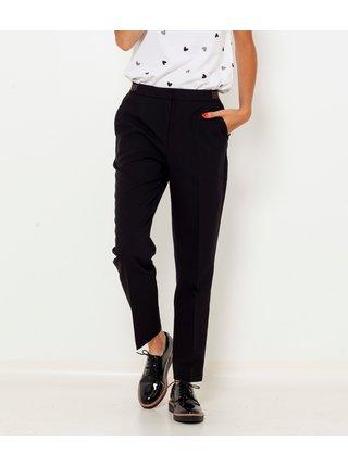 Nohavice pre ženy CAMAIEU - čierna