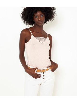 Tielka pre ženy CAMAIEU - biela
