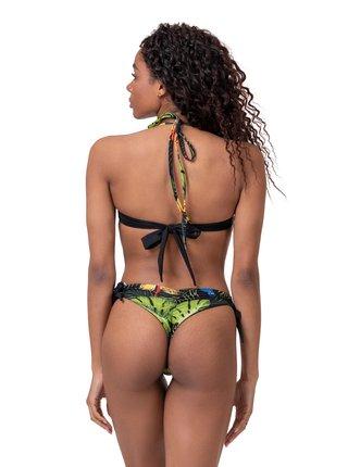 Earth Powered bikini - vrchní díl 556 S,volcanic black