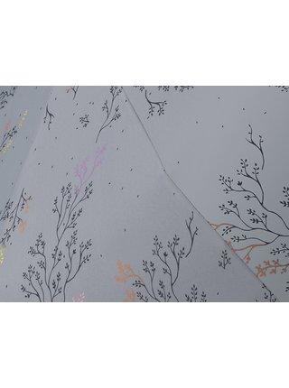 Pierre Cardin Provence dámský skládací plně automatický deštník - Šedá