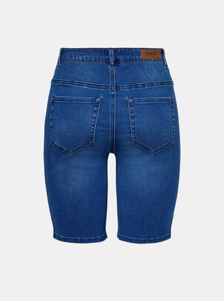 Modré džínové kraťasy ONLY Royal