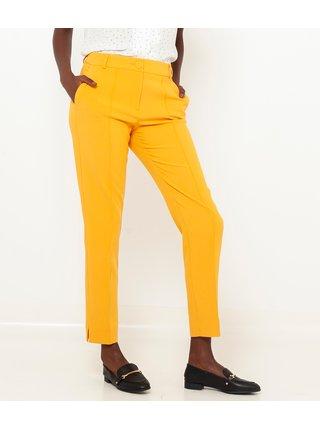 Žlté nohavice CAMAIEU