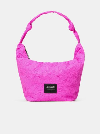 Ružová dámska kabelka Desigual Crush Idaho