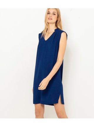 Modré šaty CAMAIEU