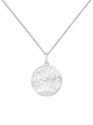 Stříbrný přívěsek na řetízku Spiritual tree PRAQIA