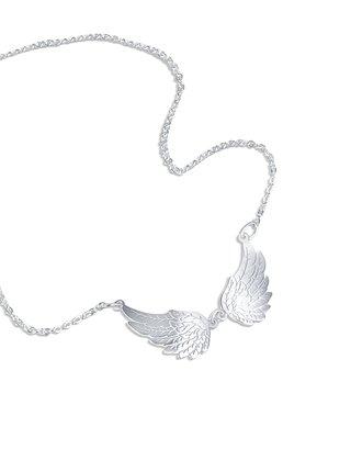 Stříbrný náhrdelník Angelina PRAQIA