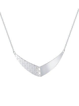 Stříbrný náhrdelník Agnese PRAQIA