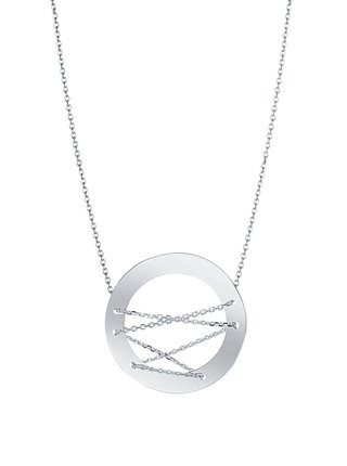 Stříbrný náhrdelník Ellen PRAQIA