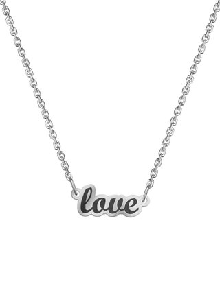 Stříbrný náhrdelník Venus PRAQIA