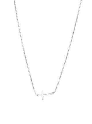 Stříbrný náhrdelník Brenna PRAQIA