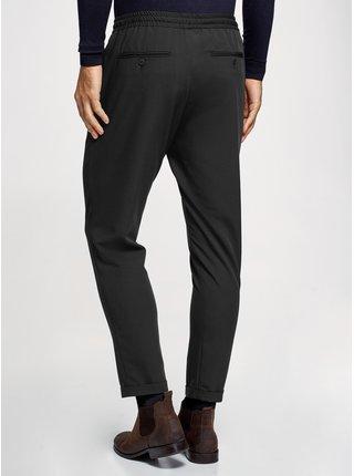 Oblekové kalhoty se zavazováním OODJI