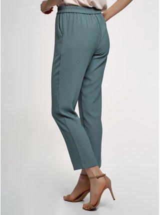 Kalhoty zúžené se zavazováním OODJI