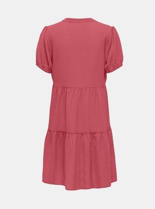Ružové šaty ONLY Thea
