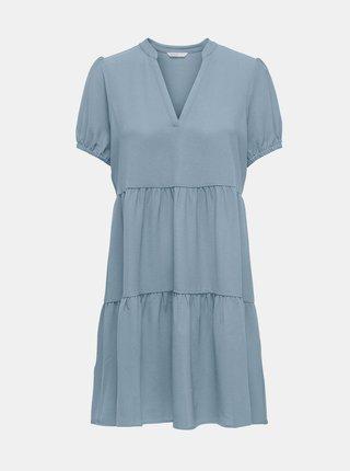 Svetlomodré šaty ONLY Thea