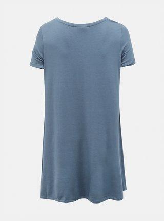 Modré šaty ONLY CARMAKOMA Carma