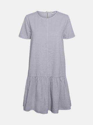 Svetlofialové šaty Noisy May Emilia
